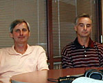 Steve and Dan Pawlenty
