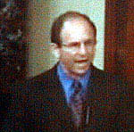 U.S. Sen. Paul Wellstone