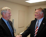Collin Peterson and Dan Stevens