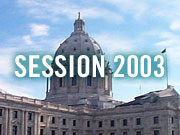 Go to Session 2003 Preview