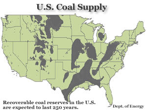 Mpr Coal Gasification The Arguments - Coal-map-us
