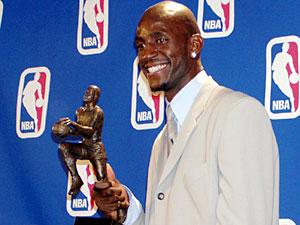 MPR Garnett Named MVP Of NBA