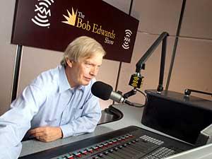 Bob Edwards In Newsweek Maximum Fun