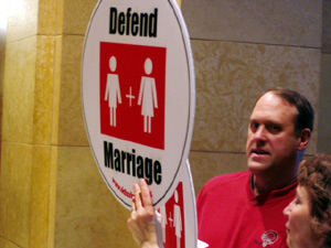 Defend Marriage