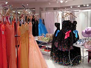 prom dress stores in mall of america