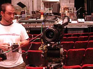 Mpr Camera Ready To Roll For Prairie Home Movie