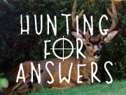 Go to Hunting for Answers