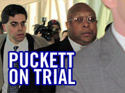 Puckett on Trial